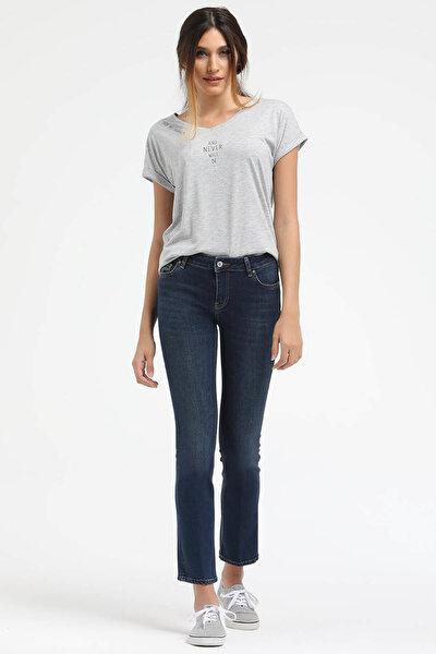 Kadın Slim Fit Jean Melissa LF2016225