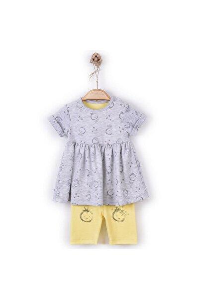 Dreams Yellow Taytlı 2li Bebek Takım S62458