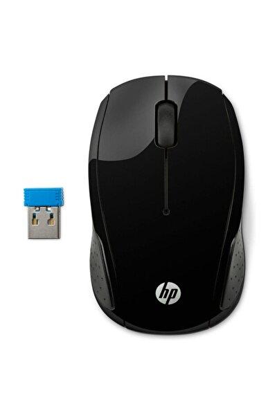 200 Kablosuz Mouse Siyah X6W31AA