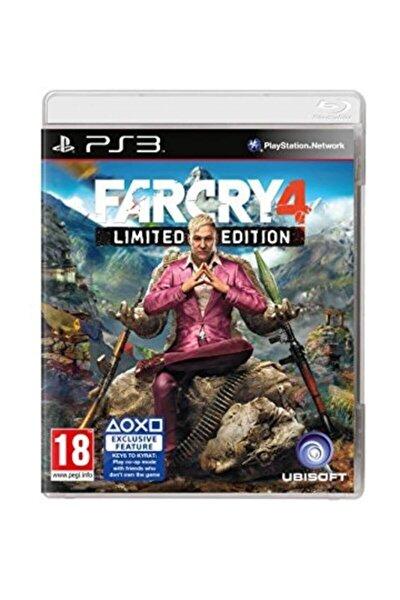 Farcry 4 Ps3 Oyunu