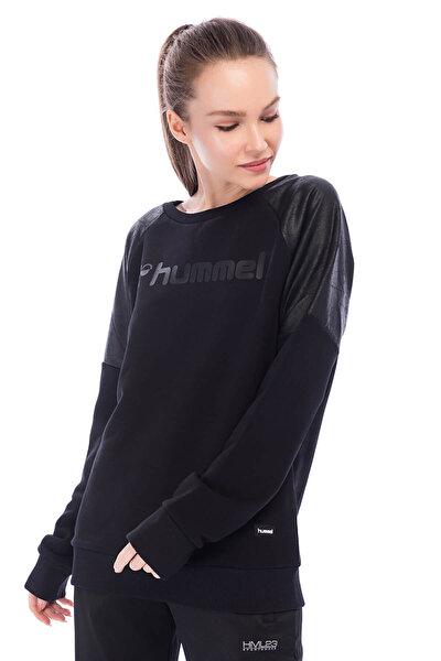 Kadın Sweatshirt - Hmlnoena Cotton Sweat Shirt