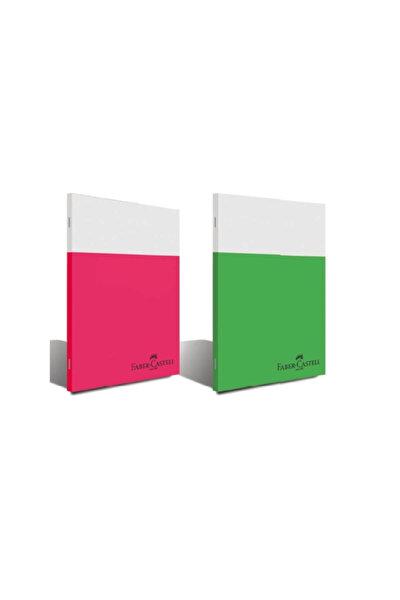 Faber-Castell Plastik Kapak Smart Dikişli Defter 40 Yaprak Çizgili A4 5075000163