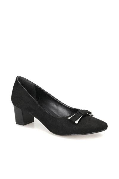 DW18033 Siyah Kadın Topuklu Ayakkabı 100340763