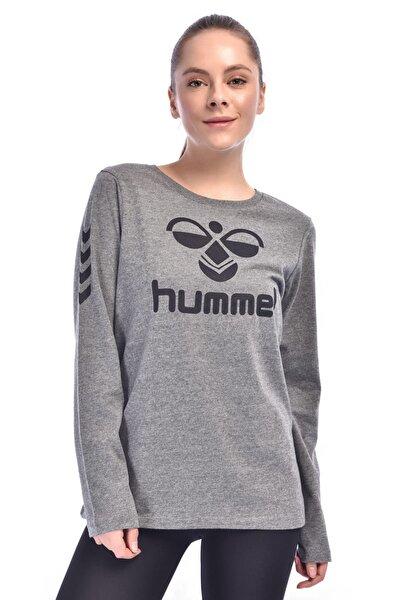 Kadın Sweatshirt Hmlalfirya T-Shirt L/S