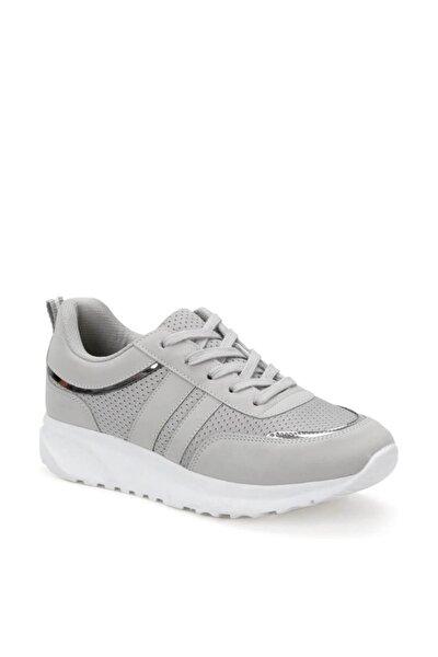 CS18064-19S Gri Kadın Spor Ayakkabı 100352204