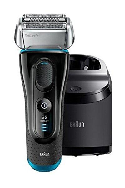 5 Serisi Tıraş Makinesi 5190CC Temizleme ve Sarj Ünitesi