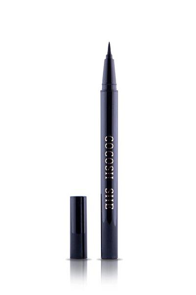 Suya Dayanıklı Siyah Eyeliner - Super Slim Waterproof Eyeliner Pen 8681569722330