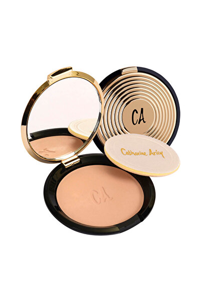 Gold Pudra - Gold Compact Powder 102 8691167474838