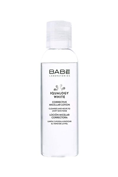Iqualogy White Corrective Micellar Lotion 100 ml 8436571630070