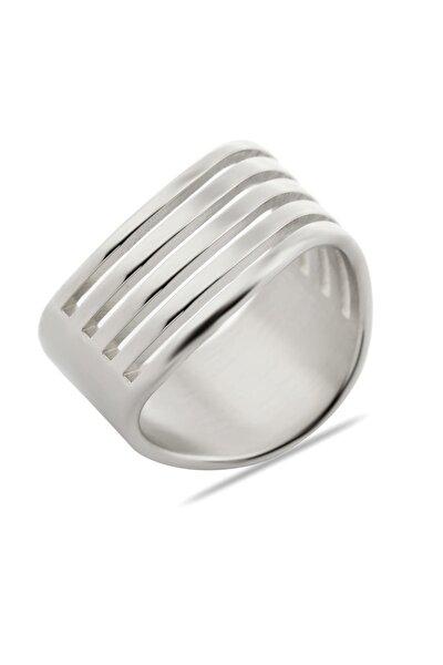 Kadın Çelik Yüzük 8700-344
