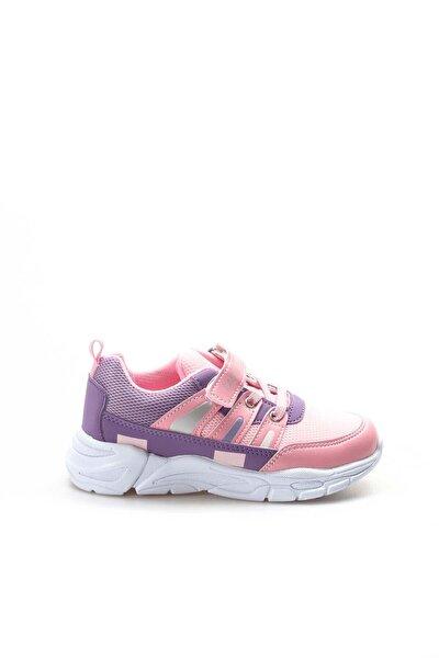 Pembe Lila Unisex Çocuk Sneaker Ayakkabı 868xca010