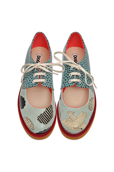 Çok Renkli Kadın Ayakkabı DGPNC017-401
