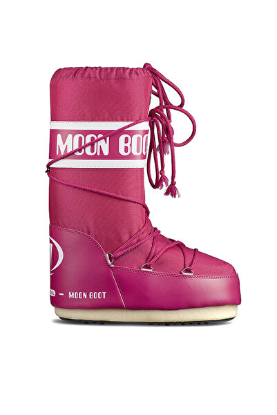 Kadın 14004400-062 Moon Boot Nylon Bouganvılle
