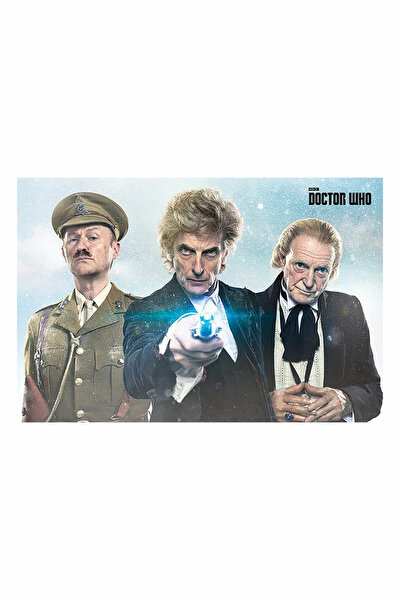 Maxi Poster Doctor Who Twice Upon A Time