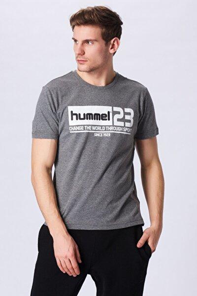 Erkek T-Shirt Hmlrowe Ss Tee