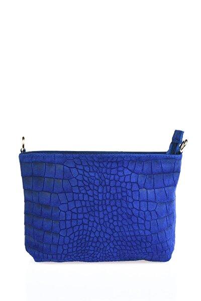 Kadın Mavi Omuz Çantası sgzd145-mavi