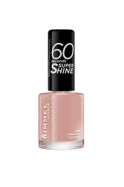 Oje - 60 Seconds Super Shine 500 Caramel 3614220617084