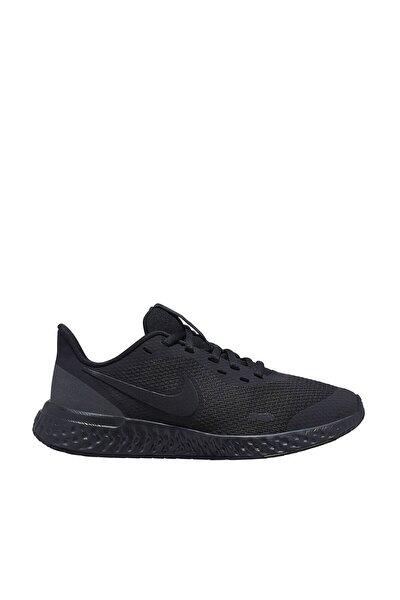 Unisex Çocuk Siyah Koşu Ayakkabı Bq5671-001