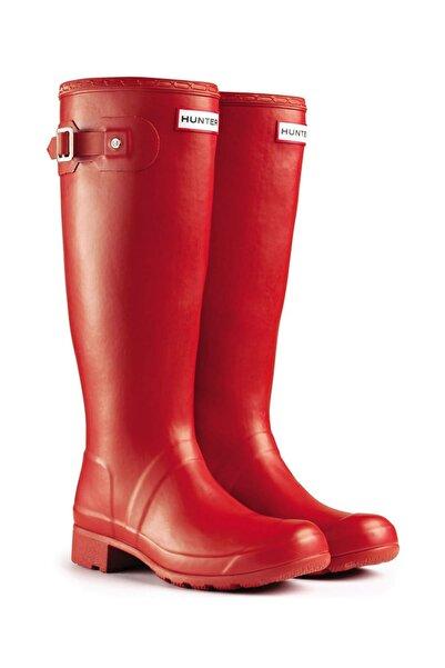 Kadın Original Tall Wellington Rain Boot - Çizme, Kırmızı 41
