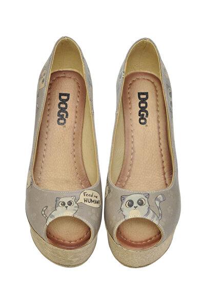 Multi Kadın Dolgu Topuklu Ayakkabı DGS017-MGD001