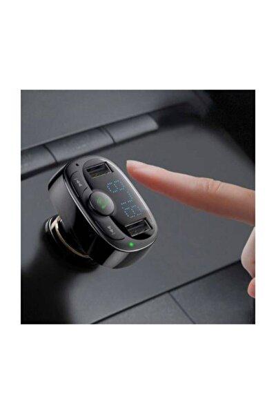 Orijinal Bluetooth Aktarım Mp3 Araç Kiti 2 Usb Çıkışlı Araç Şarjı, Araç Müzik Kiti Ve Şarjı