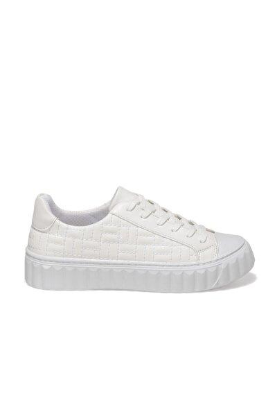 Raya 1fx Beyaz Kadın Havuz Taban Sneaker
