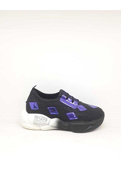 Siyah Spor Ayakkabı 2323