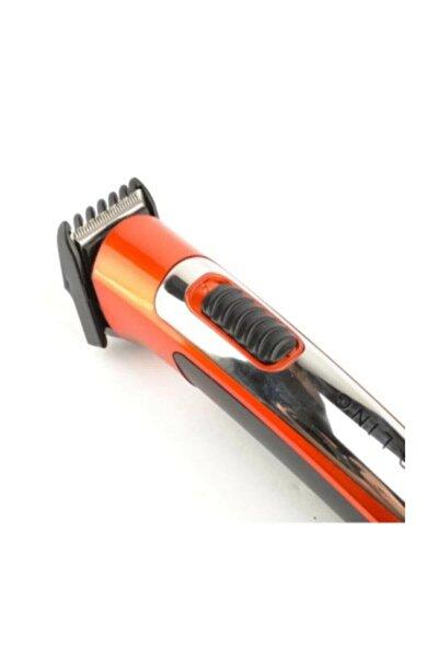 Profesyonel Saç Ve Sakal Düzeltici Şarjlı Tıraş Makinesi Kıl Alma Makinesi Saç Kesme Rd-607