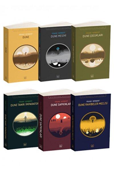 Dune Seti 6 Kitap Takım