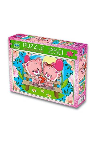 250 Parça Pembe Ayıcıklar Puzzle