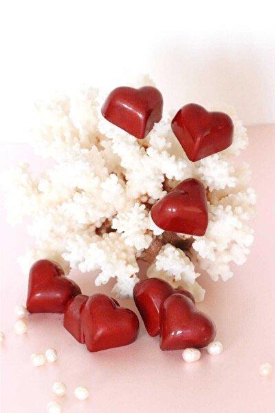 8'li Butik Kalpli Hediyelik Çikolata 8 Farklı Tat