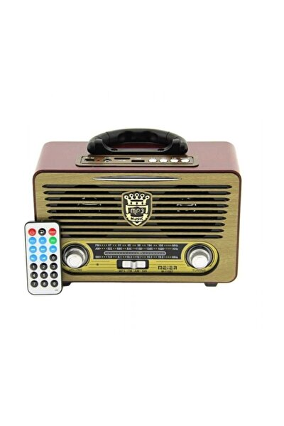 115 Bt Bluetoothusb Sd Kart Girişli Kumandalı Radyo Mp3