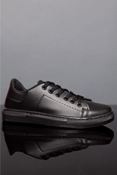 Bağcıklı Unisex Spor Ayakkabı Günlük