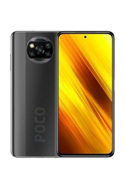 X3 NFC  128GB Siyah Cep Telefonu (Xiaomi Türkiye Garantili)