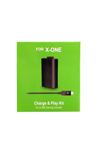 Siyah Xbox One X Xbox One S Şarj Kiti