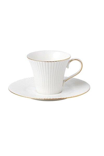 Infinity Gold 6 Kişilk Kahve Fincanı Seti