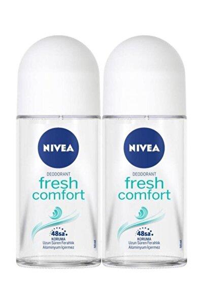 Fresh Comfort Kadın Deodorant Roll-on 50 ml 2'li