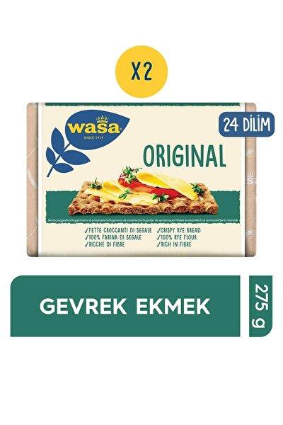 Sade Gevrek Ekmek Crispbread Original 275 gr x 2 Adet