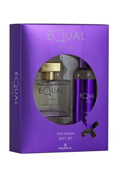 Sense Edt 75 ml Kadın Parfüm Set 8690973028716