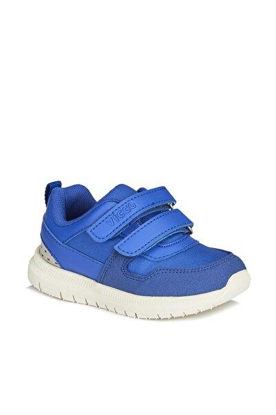 Solo Erkek Çocuk Saks Mavi Spor Ayakkabı