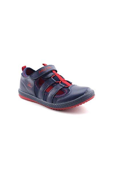Unisex Çocuk Lacivert Spor Sandalet Ayakkabı 89037 89043