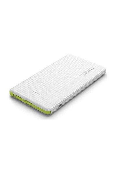 Powerbank Pn-952 5.000 Mah Ultra Slim Salla Ve Çalıştır Hızlı Şarj - Beyaz
