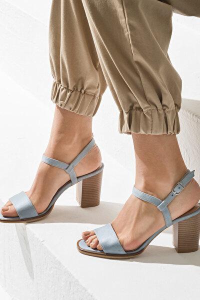 GUSTINE Mavi Kadın Ayakkabı