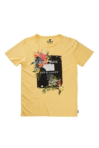 Sarı Erkek Tişört EASTSIDE TEE LEMON