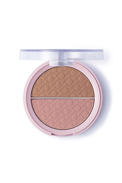 Allık - Pretty By Flormar Blush 003 Pink Bronze 8690604467150