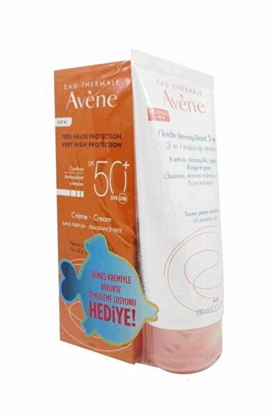 Cream SPF50+ Fragrance Free 50ml 3282770200775 10007132
