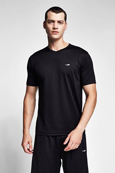 Siyah Erkek T-shirt 20s-1231-20n