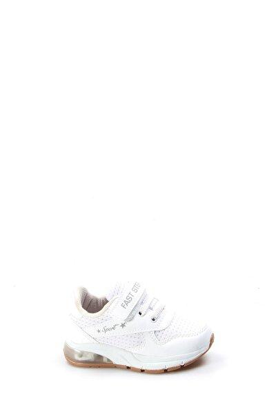 Beyaz Bebek Ayakkabısı