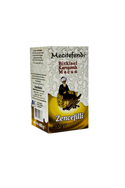Zencefilli Macun
