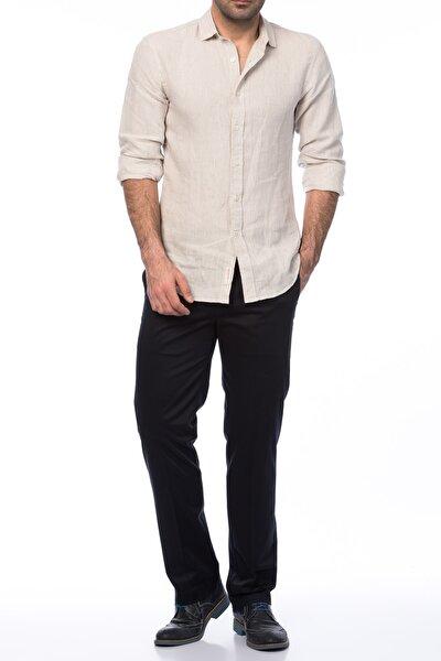 Erkek Chino Insignia Wrinkle Free Slim Fit Pantolon  (47182-0011)